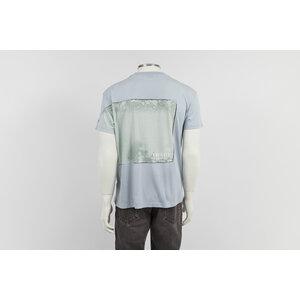 T-Shirt Prada em cotton azul clara