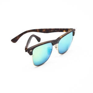 Óculos Ray Ban furtacor e marrom