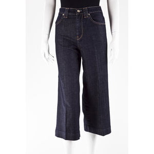 Jeans Curto For All Mankind 7 Jeans Jeans Escuro
