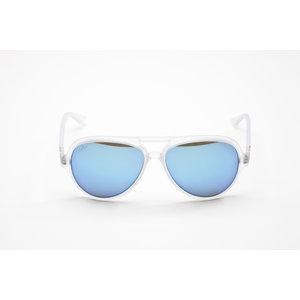Óculos Ray ban azul transparente