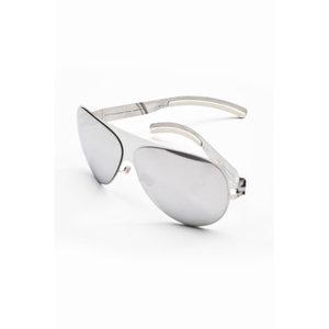 Óculos Mykita prateado