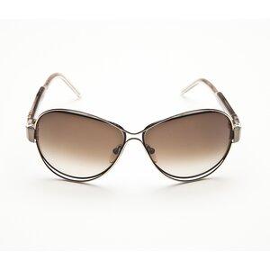 Óculos Balenciaga marrom