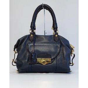 Bolsa Louis Vuitton Edição Limitada em couro ultra soft Azul Marinho