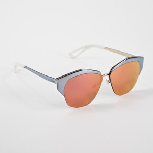 Óculos Dior Mirrored multicolor