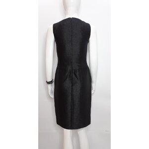 Vestido Chanel em Tweed Preto