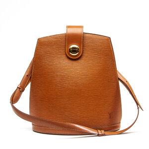 Bolsa Louis Vuitton Epi Cluny Caramelo