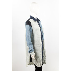Camisa Rails Jeans em Tons de Azul