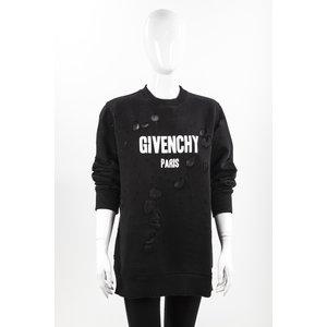 Moleton Givenchy Cotton Preto