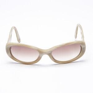 Óculos Chanel Acetato Bege