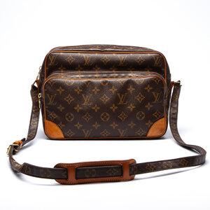 Bolsa Louis Vuitton 2 Zipers Logomarca
