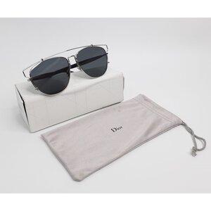 Óculos Christian Dior Technologic Prata
