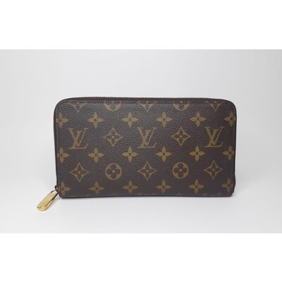 Carteira Louis Vuitton Zippy XL Canvas Monogram