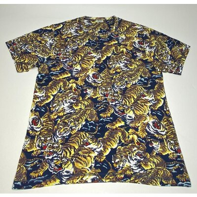 T-Shirt Kenzo Cotton Estampada