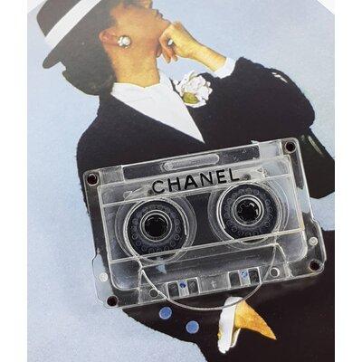 Broche Chanel Formato de Tape