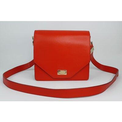 Bolsa Givenchy Couro Vermelho