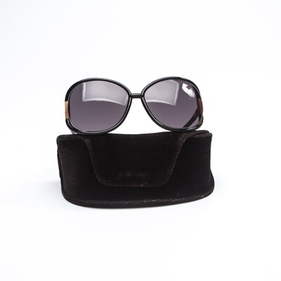 Óculos Tom Ford Acetato Preto
