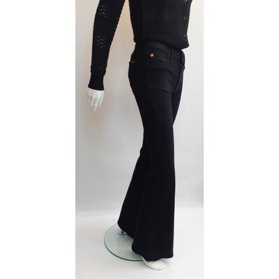 Calça Hudson Jeans Flare Preta