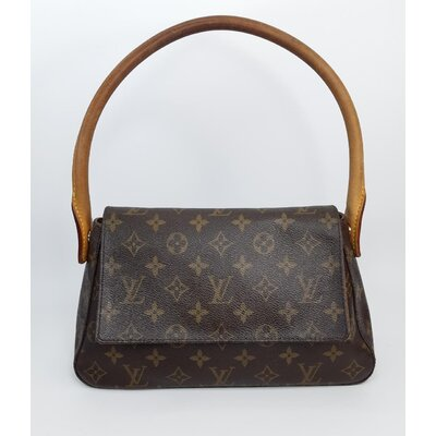 Bolsa Louis Vuitton Looping Mini Monograma