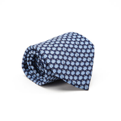 Gravata Hermès Seda