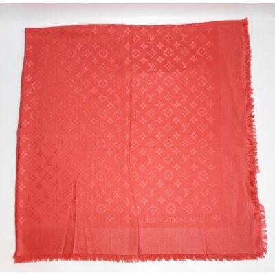 Echarpe Louis Vuitton Monogram Coral