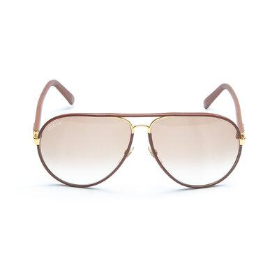Óculos Gucci Acetato Caramelo