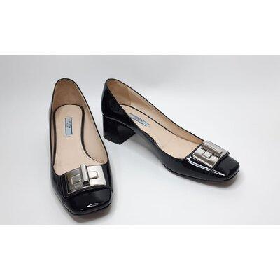 Sapato Prada Verniz Preto