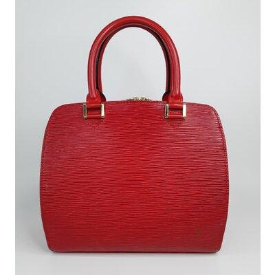 Bolsa Louis Vuitton Sablons Epi Vermelha