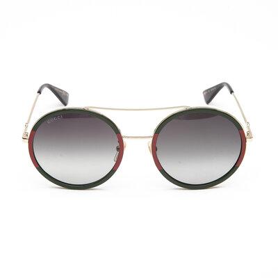 Oculos Gucci Acetato Verde/Vermelho