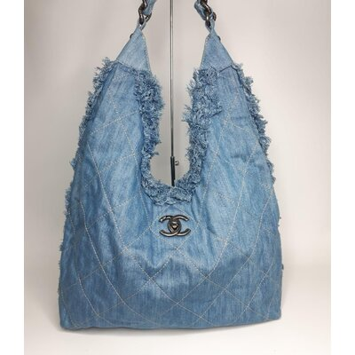 Bolsa Chanel Denim Jeans