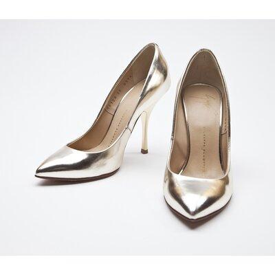 Sapato Giuseppe Zanotti dourado