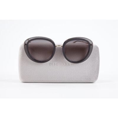 Óculos Elie Saab em marrom