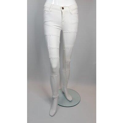Jeans Frame Skinny Branca