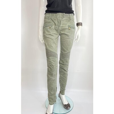 Calça Balmain Jeans Verde