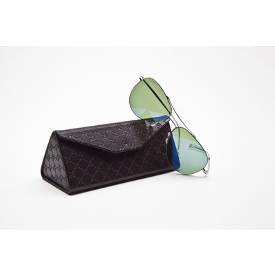 Óculos Gucci Aviador azul