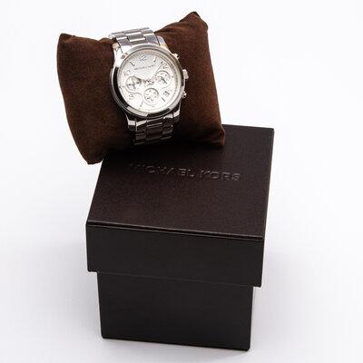 Relógio Michael Kors Prata MK 5076