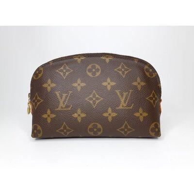 Pochette Cosmétique Louis Vuitton Couro Monograma