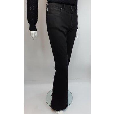 Calça Tom Ford Jeans Flare Preta