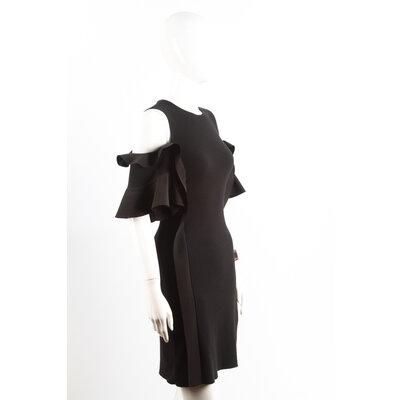 Vestido Louis Vuitton Malha Preto