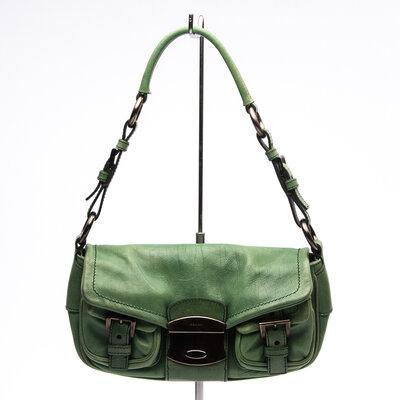 Mini Bolsa Prada Verde