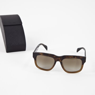 Oculos Prada caramelo