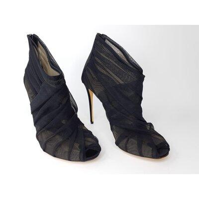 Ankle Boot Dolce & Gabbana Tule Preta