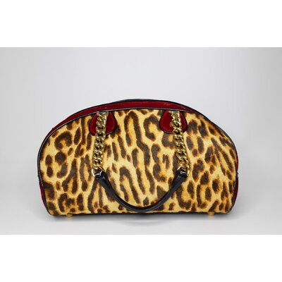 Bolsa Christian Dior Gambler Dice Ponyhair Ponyhair
