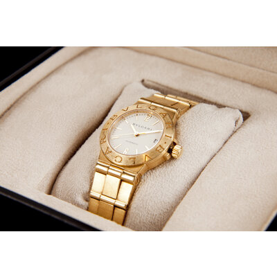Relógio Bvlgari em ouro amarelo