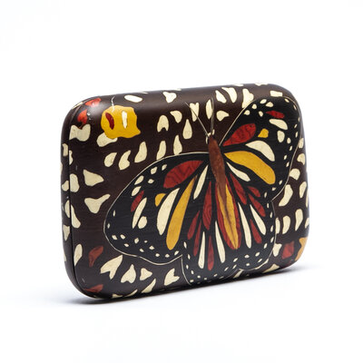 Clutch BY Sylvie Quartara Madeira Handemade Colorida
