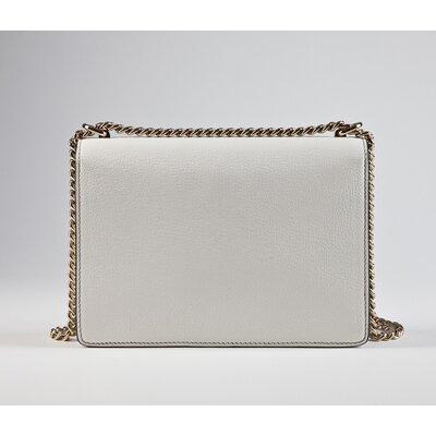 Bolsa Dolce & Gabbana em couro off white