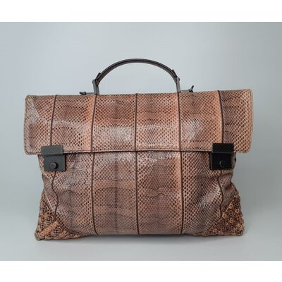 Bolsa Bottega Veneta Snake Natural