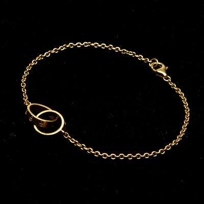 Pulseira Cartier Love Ouro Amarelo