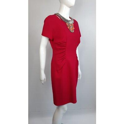 Vestido Mathiew Willianson, Crepe, Pink