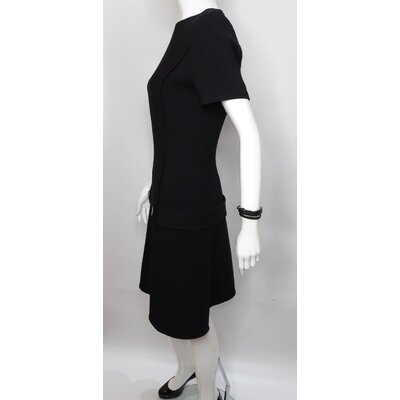 Vestido Christian Dior Preto