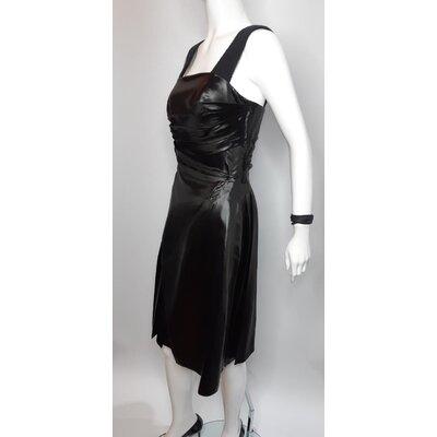 Vestido Prada Cirê Preto
